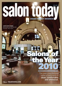 ST - salons of the year cover